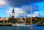 The three Baltic capitals: Riga-Tallinn-Vilnius