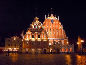 Guided cycling tour in Latvia & Estonia:  Riga-Saaremaa Island-Tallinn-Lahema-Riga