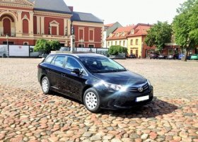 17-day Latvia and Lithuania round trip by rental car and bikes