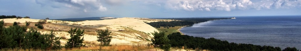 AROUND THE CURONIAN SPIT – A UNESCO WORLD HERITAGE SITE