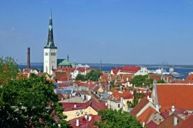 4 days holidays in Vilnius